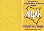 ALGAK constitution