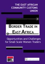 Women & cross border trade in East Africa