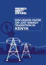 Discussion paper on just energy transition in Kenya