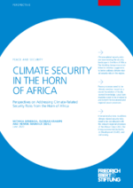 Climate security in the Horn of Africa